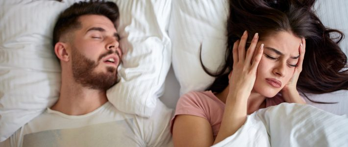 Is Snoring Driving You or Your Partner Mad?